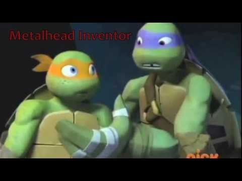 TMNT MV- Mikey and Don...