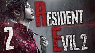 Pierwsze jumpscare'y ( ͡° ʖ̯ ͡°)   Resident Evil 2 Remake [#2]