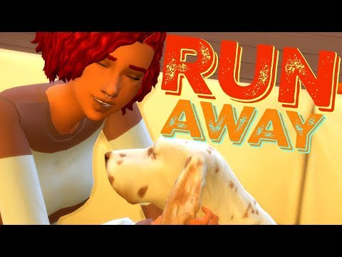 SISTER SHOPPING - The Sims 4 Runaway Teen Challenge | Episode 12 thumbnail