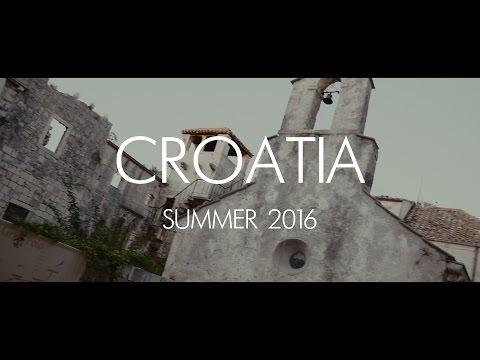 CROATIA 2016 [4K]
