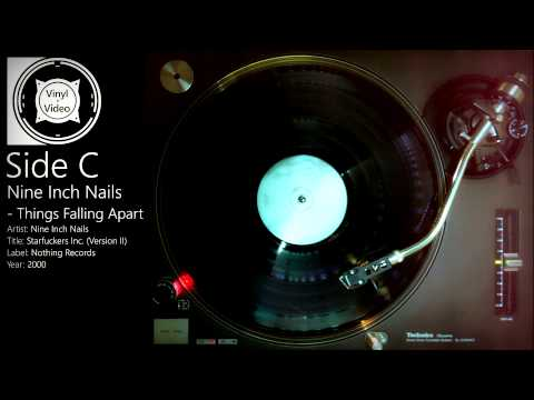 """Nine Inch Nails - Things Falling Apart (Halo Sixteen) [Whole 12"""" EP in HD]"""