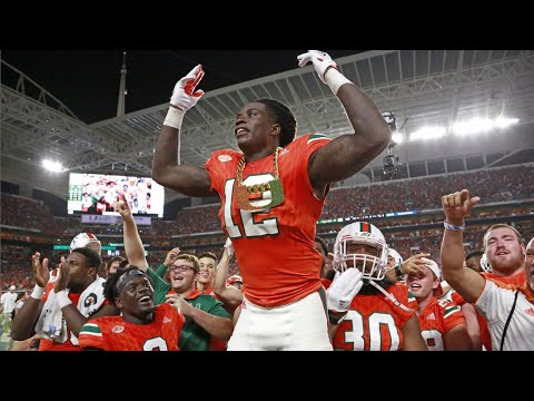 Every Miami Hurricanes Forced Turnover Of The 2017-18 Regular Season