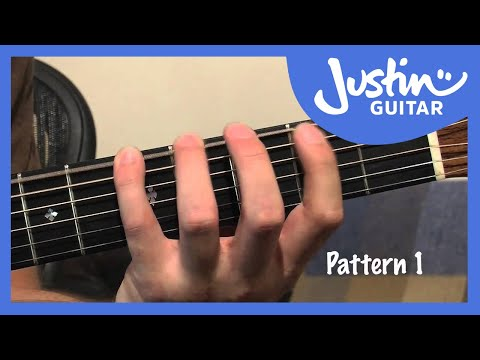Building Melodic Patterns - How To Play Guitar - Stage 3 Guitar Lesson [IM-136]