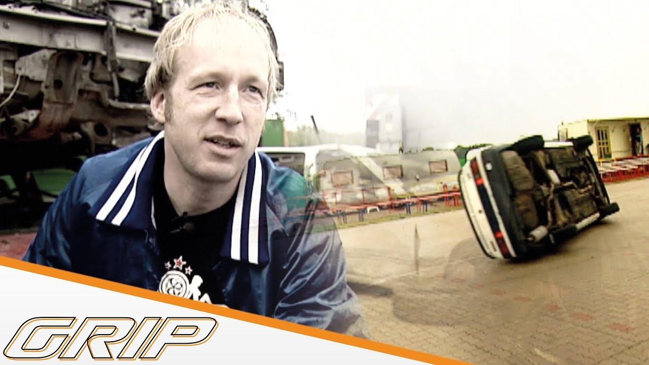 Erste Folge GRIP mit Helge Thomsen I Experiment - Stuntracers Fahren auf zwei Rädern | GRIP
