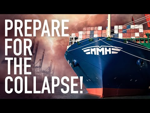 Global Shipping Chaos Is Worsening Supply Chain Crisis As Freight Rates Shot Up By 300 Percent