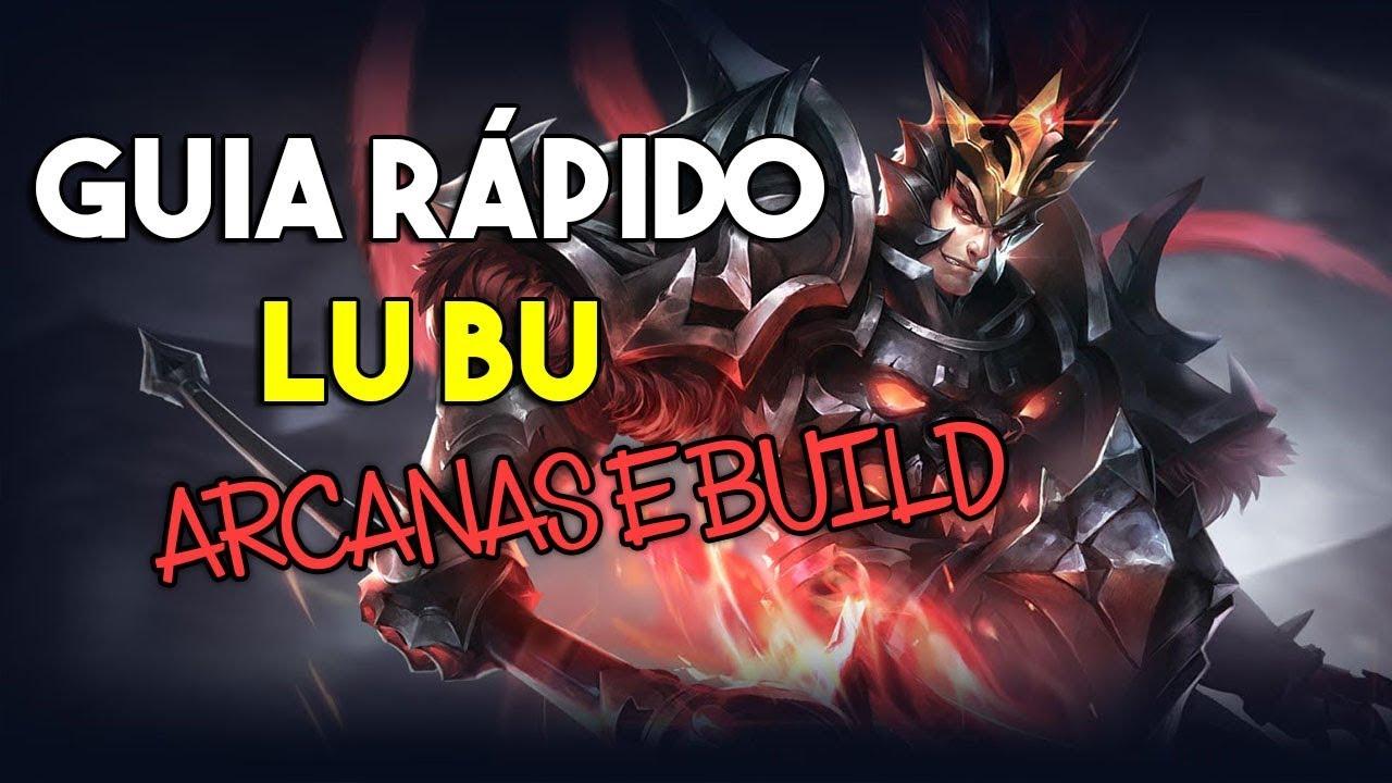 Guia Rápido Ignis - Arena of Valor - YouTube