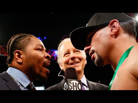 DANNY GARCIA GETS DEEBO'D BY SHAWN PORTER FOR HIS PRIDE!