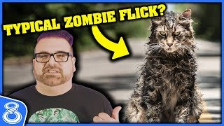 Pet Sematary Is A Typical Boring Zombie Flick! - Movie Review