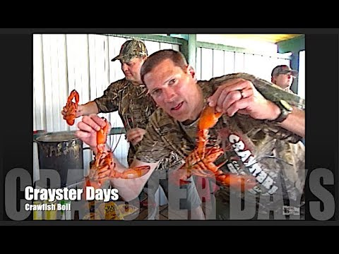 The Biggest Free Crawfish And Seafood Excursion In The West! Boil Catch And Cook Asmr Mukbang