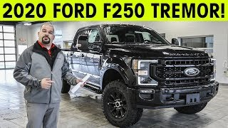2020 Ford F250 Tremor - FIRST LOOK - Lariat, Sport, & Ultimate Package!