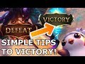 BEST TIPS to WIN GAMES - Teamfight Tactics Beginner Imperial Comp Build Strategy Guide