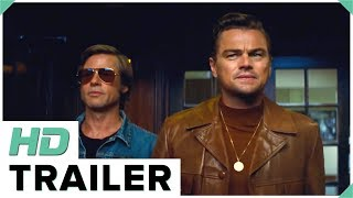 C'era una volta...a Hollywood - Trailer Italiano Ufficiale