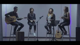 Батырхан Шукенов - попурри (acoustic cover by Angie)