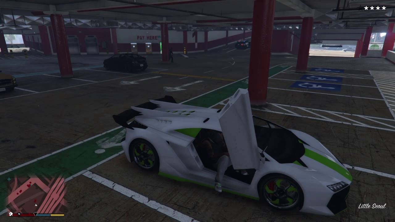 Gta 5 Possible Spawn For Zentorno?(single Player)