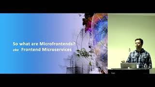 SPAs are dead. Long live Microfrontends.