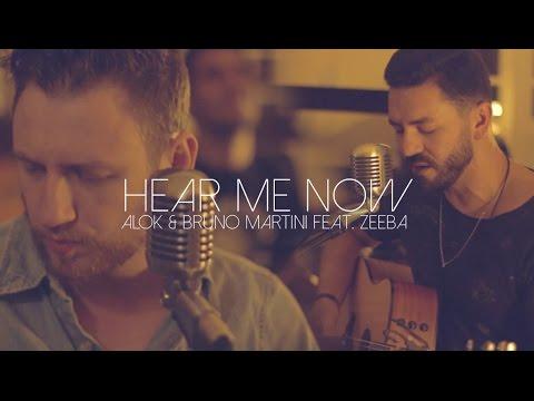 Hear Me Now - Alok Bruno Martini ft Zeeba Malbec Trio Cover