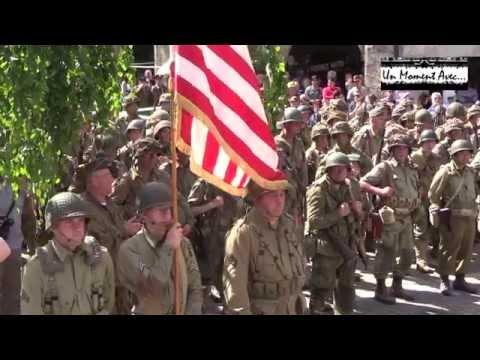 Un Moment Avec... La Carentan Liberty March