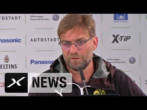 Wegen Aussage über VfL Wolfsburg: Jürgen Klopp droht Bild-Zeitung mit Boykott | Borussia Dortmund