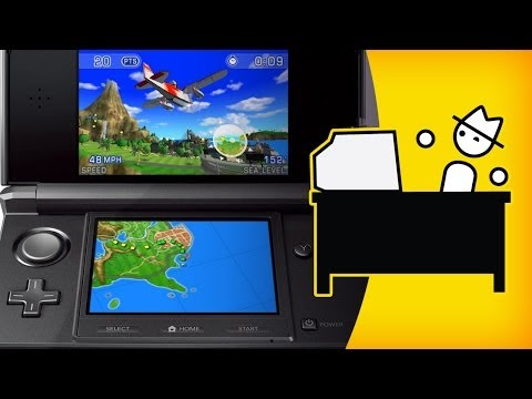 NINTENDO 3DS (Zero Punctuation)