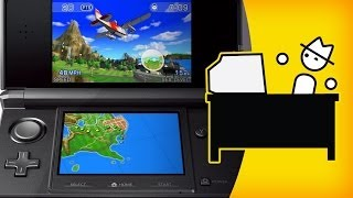 NINTENDO 3DS (Zero Punctuation) (Video Game Video Review)