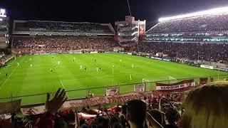 Fiesta final independiente 2 vs atl.tucuman 0 COPA SUDAMEROCANA 2017