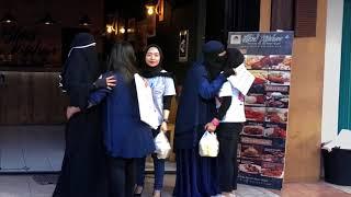 Gambar cover Sosial Experiment Cadar di Jakarta   YouTube