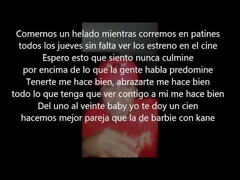 Z-biiel Conoci El Amor (ROMANTIQUEO) Con Letra