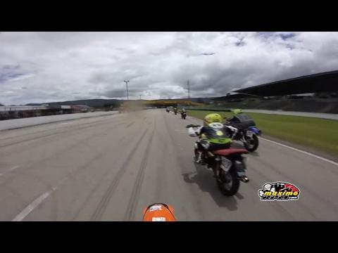 Autodromo De Tocancipa Team marra Piloto Deibi Naranjo 692 Categoria 150 novatos