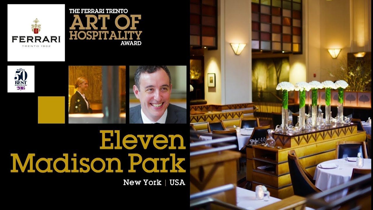 The Art of Hospitality – interview with Will Guidara of Eleven ...
