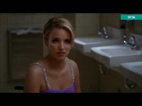 Finn finds Quinn Glee | Season 3 Episode 19