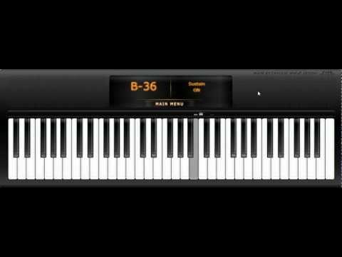 Love Story - Beethoven [Virtual Piano]