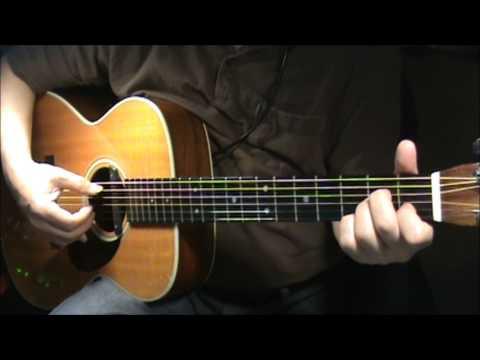 Guitar man-bread-chords-cover