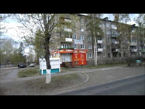 2017-05-21 Ride to Bratsk- city Покатушки по Братску