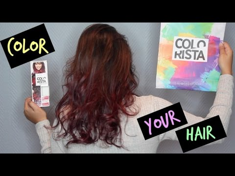 How To Remove Paint From Your Hair