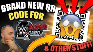FREE QR CODE GIVEN AWAY BY CATDADDY! DOUBLE KOTR REWARDS, SPRING 2019 FUSIONS + MORE! WWE SuperCard!