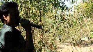 Video Part 3 of 4 -Ahimsa walk to Neganurpatti Jaina cave with Tamil -Brahmi script Tamilnadu