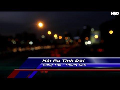 Hát Ru Tình Đời | Ngọc Sơn - Karaoke (beat chuẩn)