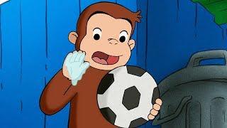 Jorge el Curioso en Español 🐵Charkie Escapa 🐵 Mono Jorge | Caricaturas para Niños