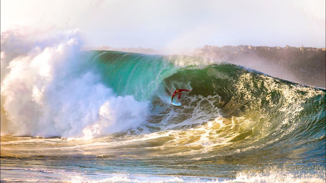 THE WEDGE - BIGGEST DAY IN YEARS!