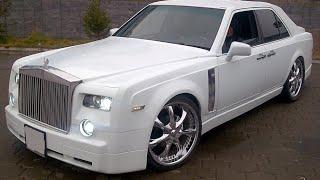 Как переделать Chrysler 300c в Rolls-Royce Phantom не дорого.
