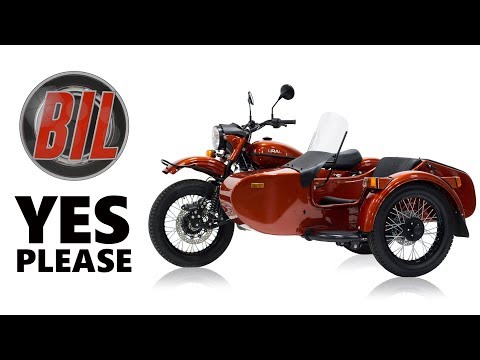 2019 URAL SIDECAR   PRICING & SPECS! Another Bike I'd Like In My Garage.
