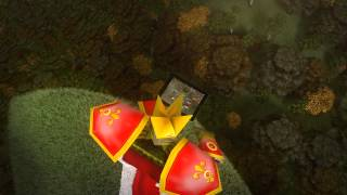 First Wood War -- 3D RTS with online multiplayer PvP for iPhone, iPad, iPod Touch and Android