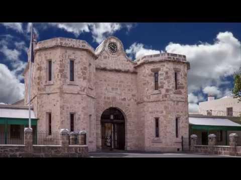 Fremantle Prison Tour 2014