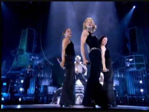 Madonna - 21 Music - DWT Live 2001