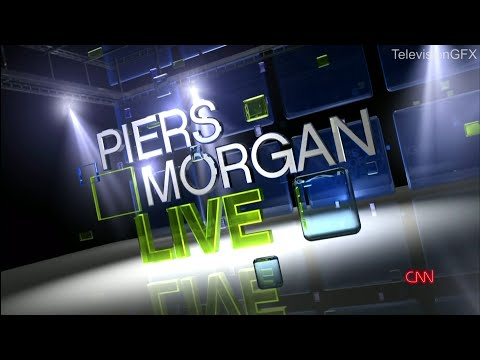 CNN Piers Morgan Live Open