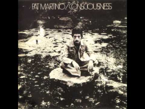PAT MARTINO - ON THE STAIRS- (CONSCIOUSNESS)