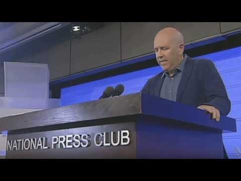 Richard Flanagan: National Press Club Presentation (Full speech)