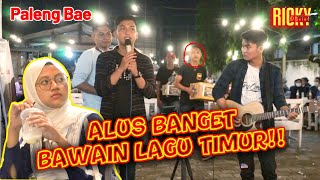 Download Paleng Bae - Marvey Kaya | Live Cover Ricky Official ft Tri Suaka