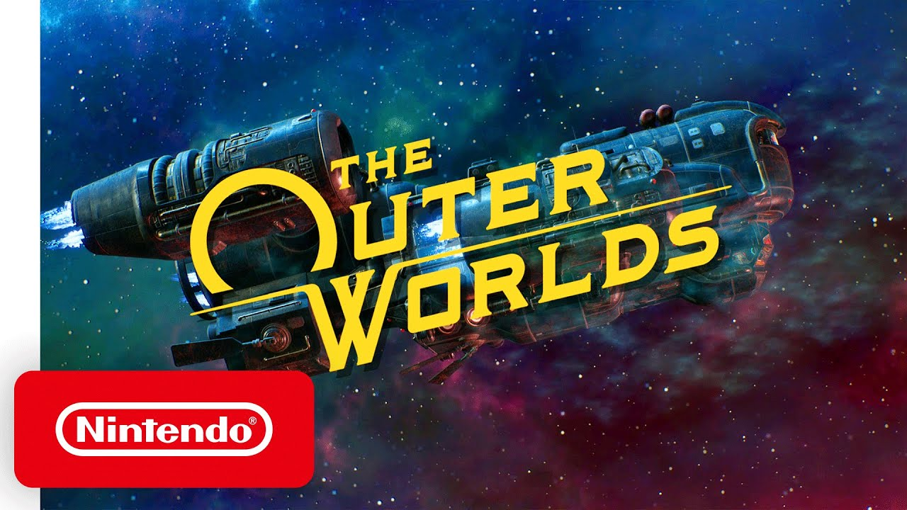 Even on Switch, the Outer Worlds captivates.