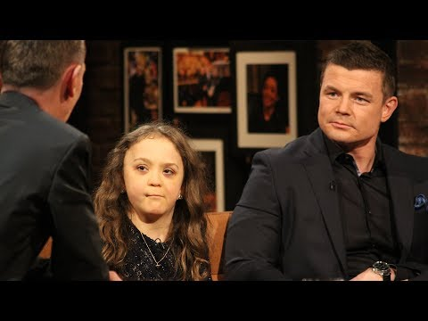 """Everyone should carry a donor card"" 